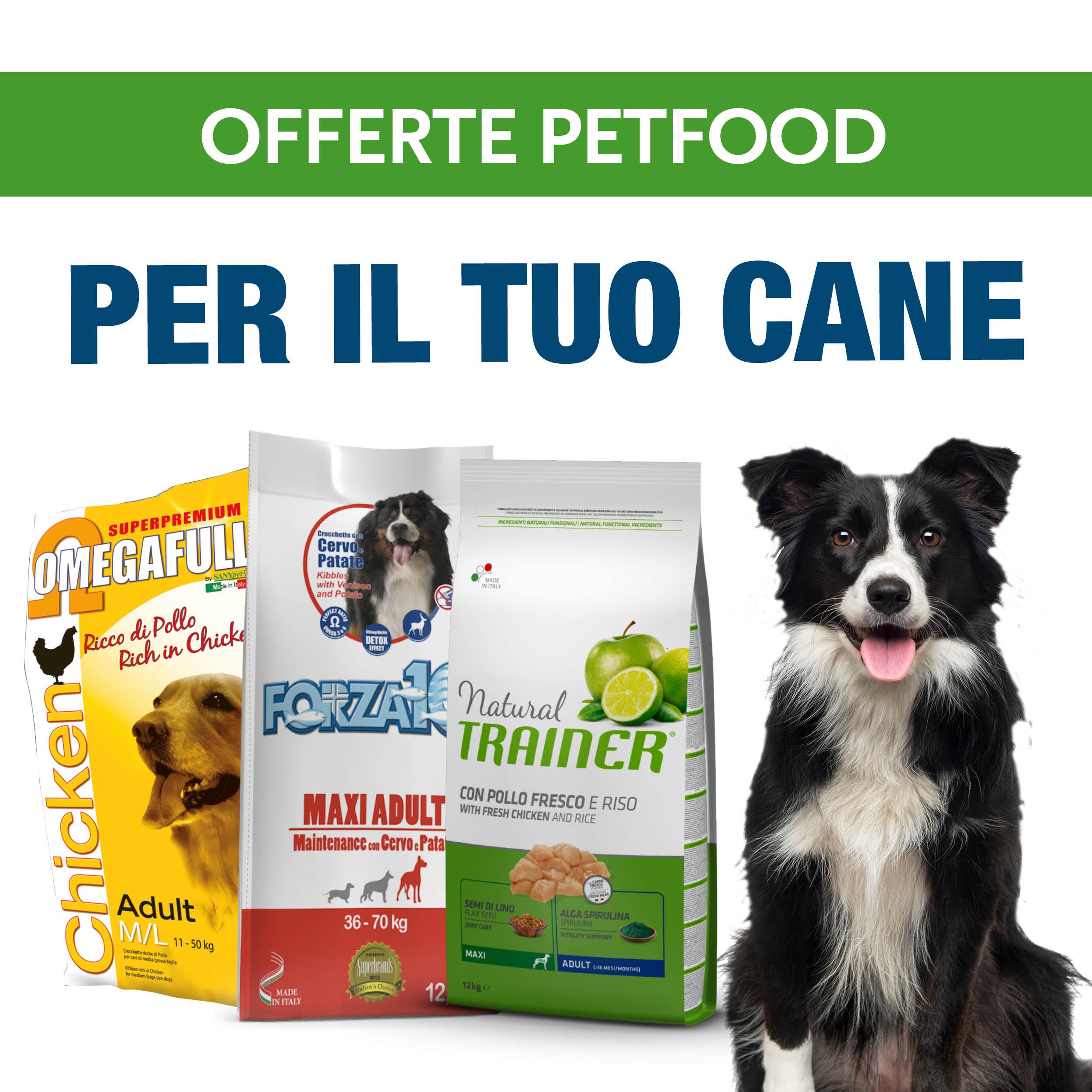offerte petfood cane