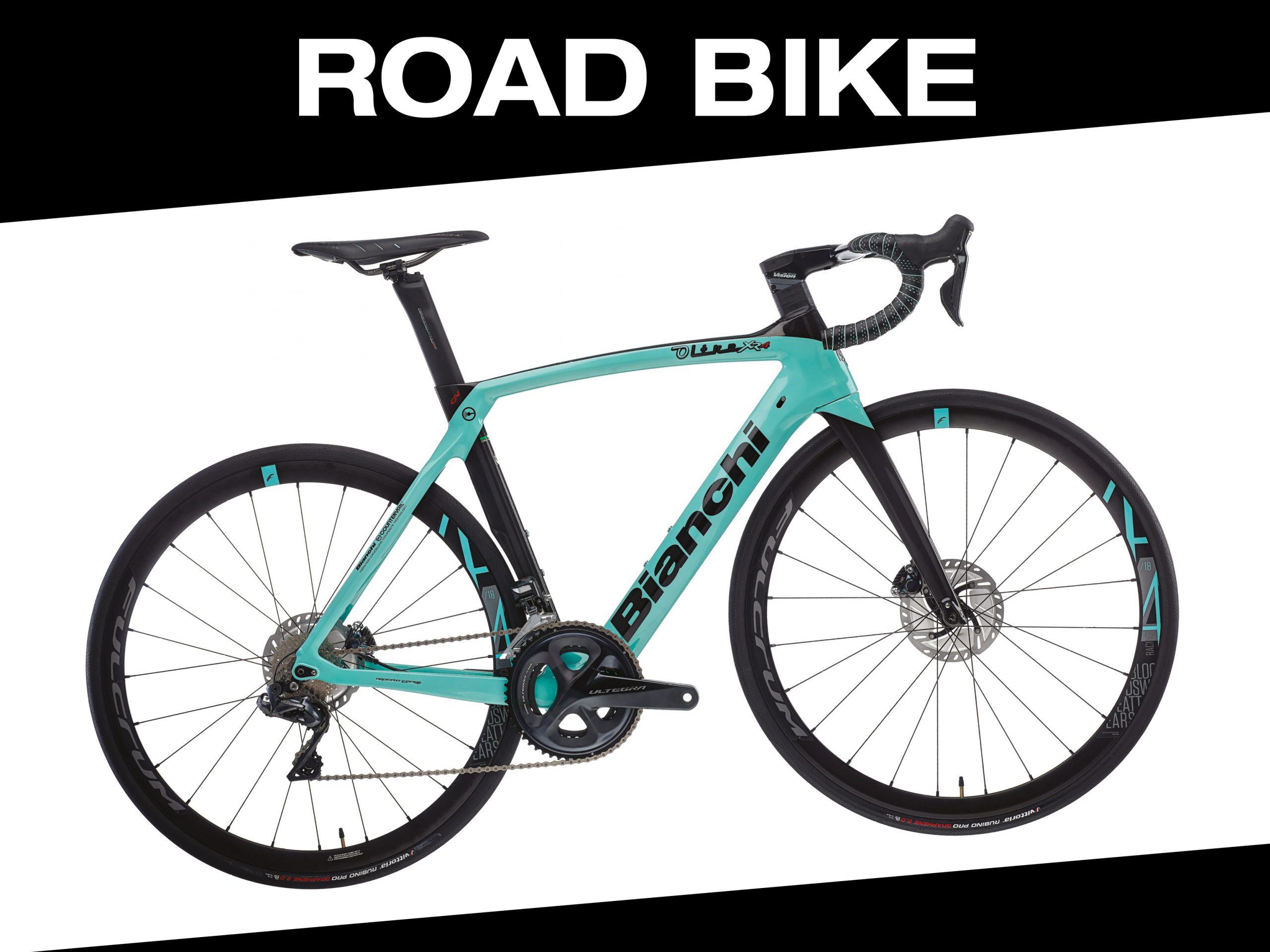 Road Bike SAV Bike