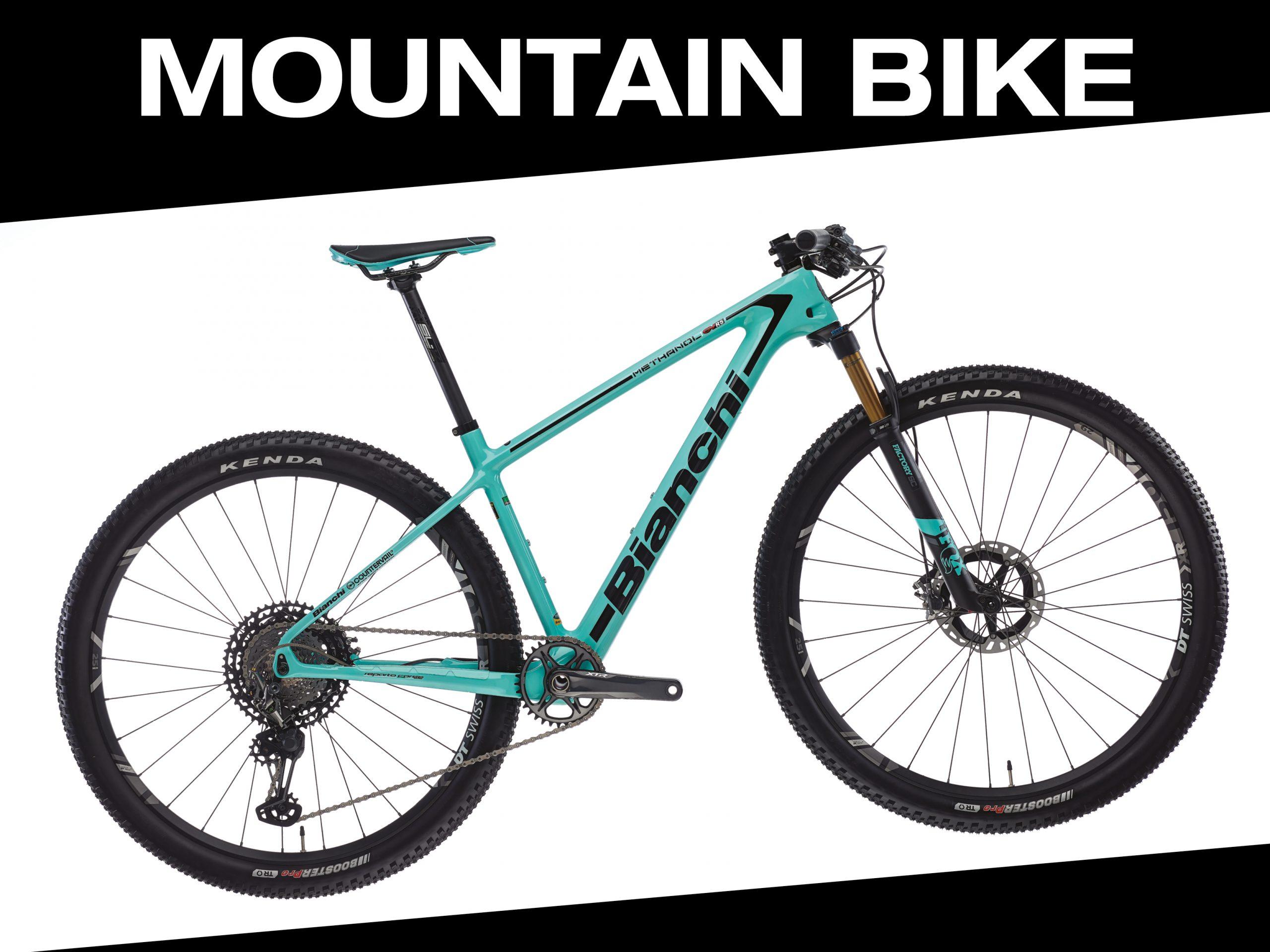 Mountain Bike SAV Bike