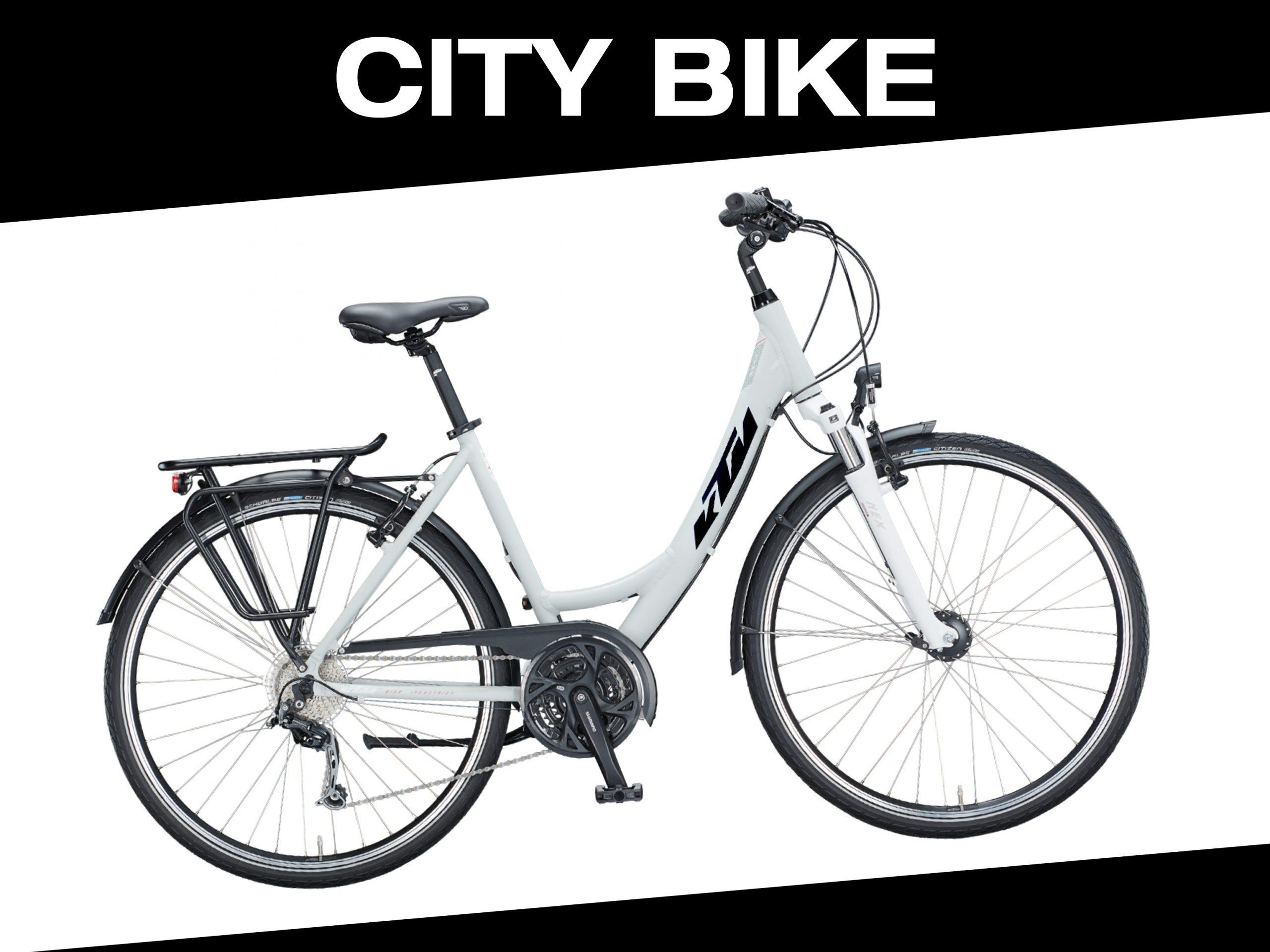 City Bike KTM SAV Bike